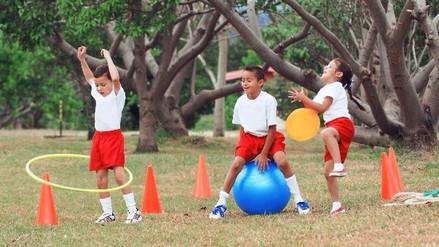 ¿Por qué los niños deben realizar actividades físicas?