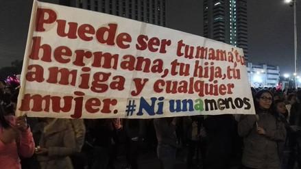 Soy Mía No Tuya Los Mensajes Que Dejó La Marcha Ni Una