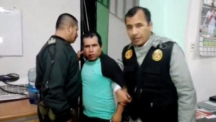 Pobladores de San José linchan a ladrón que intentó robar en vivienda