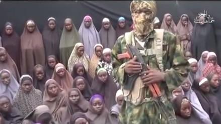 Boko Haram muestra video de las 200 niñas de Chibok secuestradas en 2014