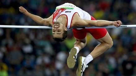 Río 2016: Atleta peruano Arturo Chávez quedó eliminado en salto alto