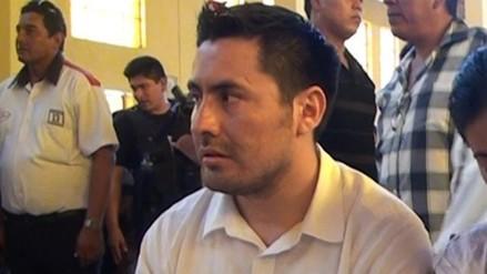 Fiscal pide 14 años de prisión para Paul Olórtiga