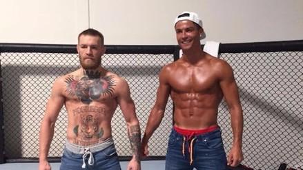 Cristiano Ronaldo: Conor McGregor reveló que el crack ya renovó con Real Madrid