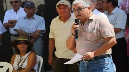 GR lamenta que alcaldes apristas no presenten proyectos