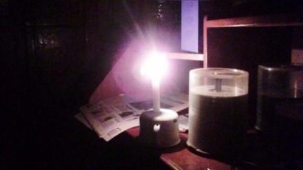 Restablecen servicio de luz en Caylloma