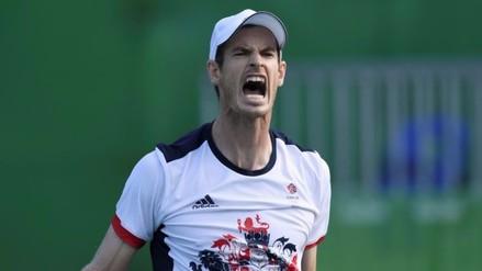 Río 2016: Andy Murray sacó cara por las mujeres y corrigió a periodista