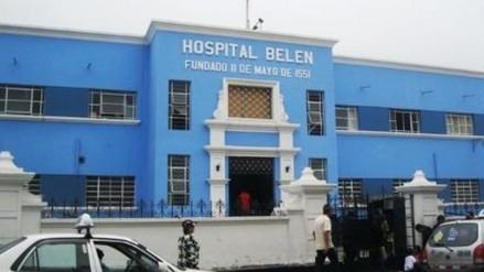 Trujillo: invertirán S/. 11 millones para mejoramiento de hospitales Belén y Regional