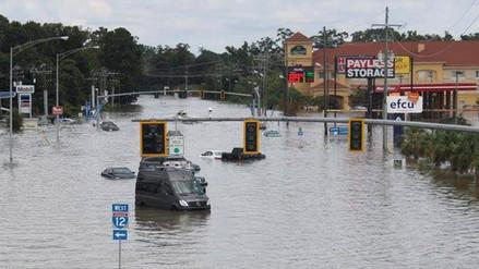 EE.UU.: 6 muertos y 20 mil evacuados por terribles inundaciones en Luisiana