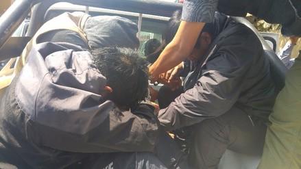 Trujillo: caen cuatro extorsionadores de 'La Nueva Jauría'