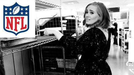 YouTube: Adele rechaza cantar en entretiempo del Superbowl 2017