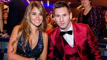 Lionel Messi: el tatuaje secreto que tiene de Antonella Rocuzzo