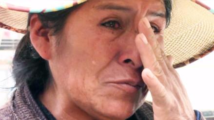 Huancayo: comerciante fue agredida por policía municipal en Pucará