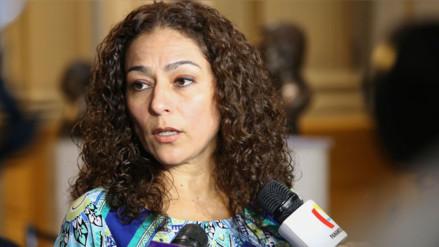 Cecilia Chacón: No es momento para reducir en 1% el IGV
