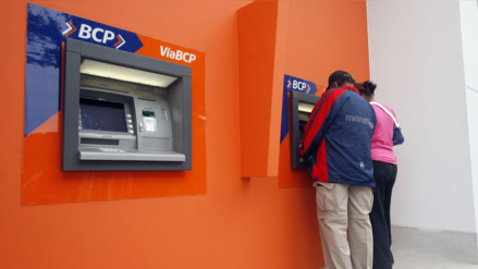 BCP tampoco cobrará S/ 7.5 por retirar dinero de cajeros en todo el país