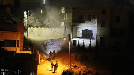 Así demolieron la vivienda de un palestino que asesinó a una joven israelí