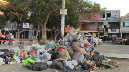 Trujillo: denuncian existencia de basural en parque de Monserrate