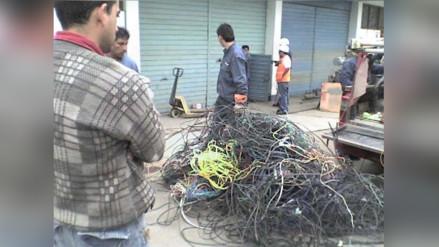 Pacasmayo: Hidrandina reporta pérdidas de 800 mil soles tras robo de cables