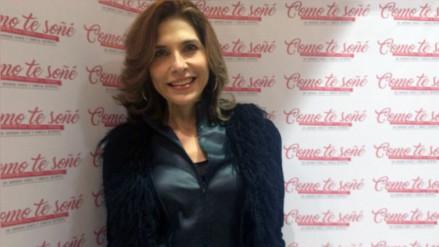 Lorena Meritano desmiente a su exesposo en Twitter