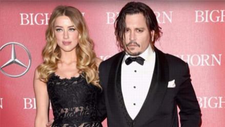 Johnny Depp y Amber Heard llegaron a un acuerdo de divorcio