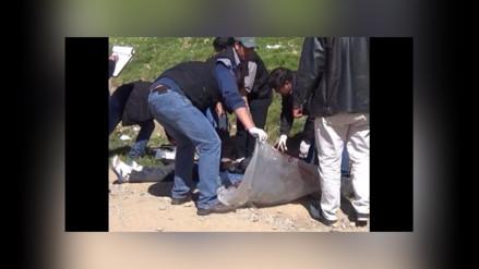 Identifican a mujer que hallaron calcinada en centro poblado Alto Puno