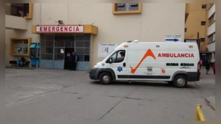 Pescador murió por falta de oxígeno en Hospital de Tarapoto