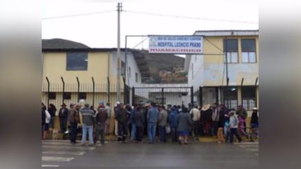 Accidente en Huamachuco: seis heridos deja choque vehicular