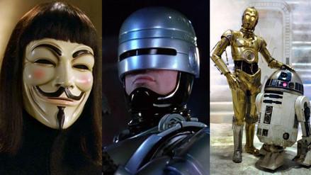 Recuerda a los actores que estaban tras estos famosos personajes