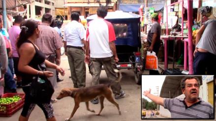 Piura: comerciantes de Sullana exigen adjudicación de cuartel