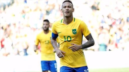 Río 2016: Neymar marcó gol más rápido de la historia de los Juegos Olímpicos