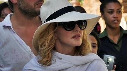 Madonna celebró sus 58 años paseando por La Habana Vieja
