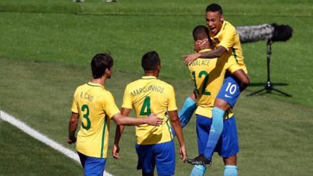 Río 2016: Brasil goleó 6-0 a Honduras y luchará por el oro olímpico