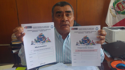 Todo listo para Primera Evaluación Censal Escolar en Lambayeque