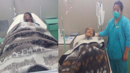 Piden apoyo para pacientes abandonados en hospital de Chiclayo