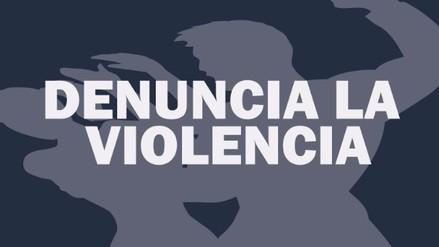 Infografía: Pasos para denunciar la violencia