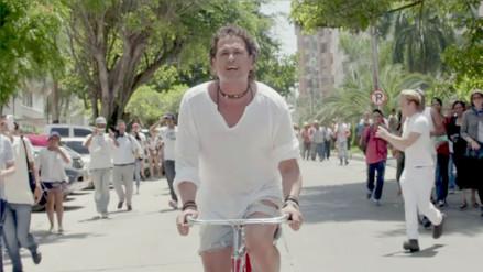 Carlos Vives sufre robo de su bicicleta
