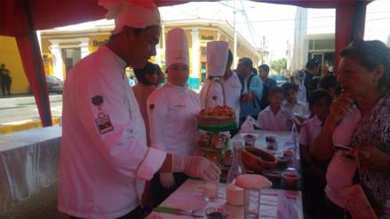Realizan concurso gastronómico por 484 aniversario de Piura