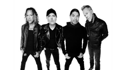 Video: Metallica finalmente estrenó single de nuevo dico