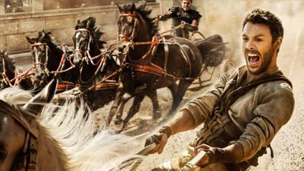 Ben Hur: ¿qué dice la crítica del nuevo remake?