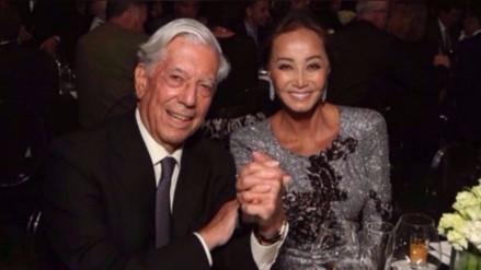 Mario Vargas Llosa e Isabel Preysler disfrutan de lujosas vacaciones [FOTO]