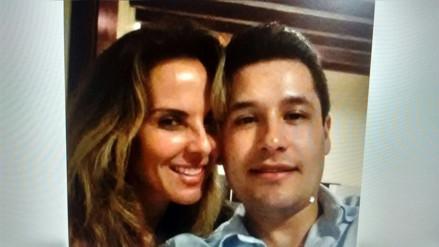 Twitter: Kate del Castillo cuestionada por foto con el hijo secuestrado de 'El Chapo'