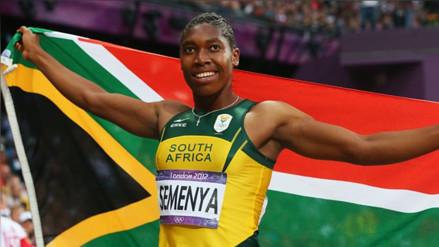 Casper Semenya: el dilema de la atleta con mucha testosterona