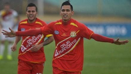 Sport Huancayo venció 1-0 a Anzoátegui y avanzó en la Copa Sudamericana