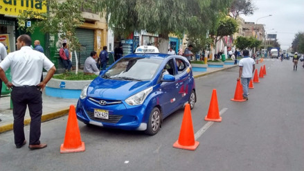 Chiclayo: inician operativos para capturar vehículos por deudas de papeletas