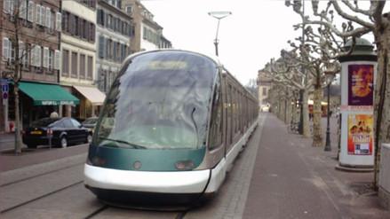 Sujeto atacó con un cuchillo a un judío en Estrasburgo