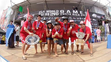 Beneficios del surf, un deporte adictivo y que ya es olímpico [VIDEO]
