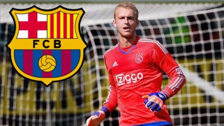 Barcelona quiere al portero Jasper Cillessen, según prensa holandesa