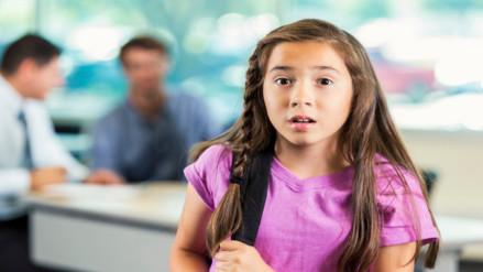Niños: escuela y bajas notas a mitad de año