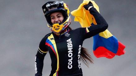 Río 2016: Mariana Pajón logró tercer oro para Colombia en BMX