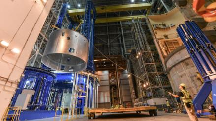 VIDEO. Así construye la NASA el cohete más poderoso de la historia