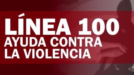 La Línea 100, una ayuda para aquellos que sufren de maltratos